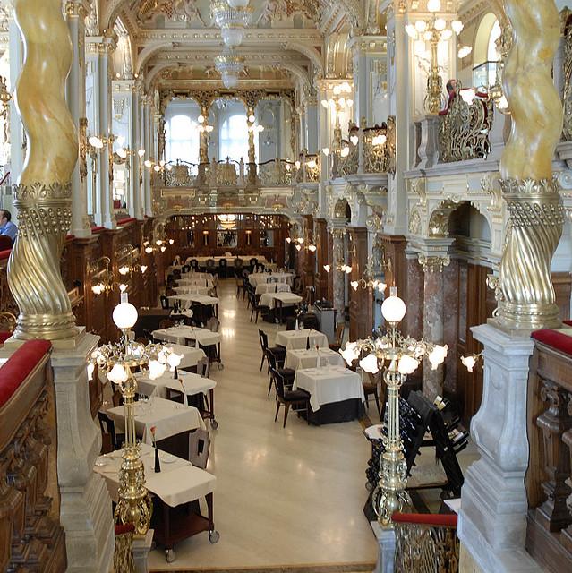 Cafe De L Opera Menu